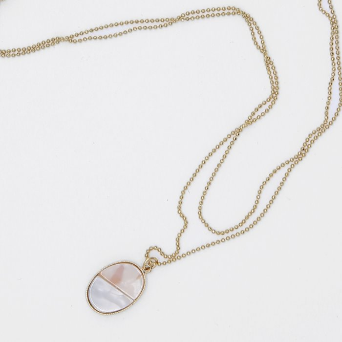 Zem No.387 (necklace)