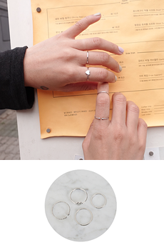Zem No.131 (ring set)