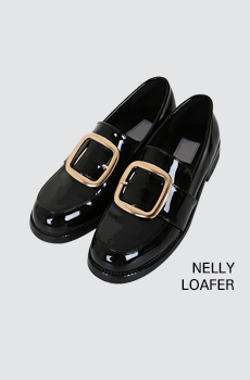 Nelly-로퍼[size:230~250 / 1color]