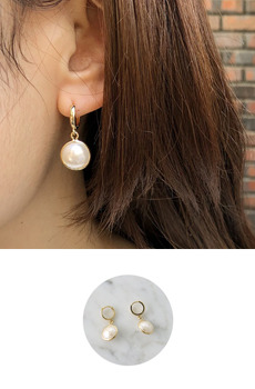 Grace No.12 (earring)