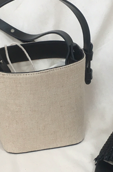 "MA-Lunch (bag) ""LINEN-MADE series"" 린넨바스켓백"