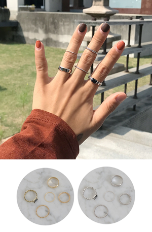 Zem No.194 (ring set)
