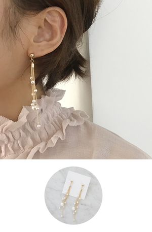 Grace No.3 (earring)
