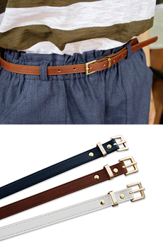 Basic womans belt